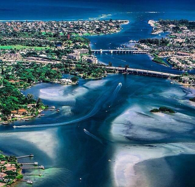 Barry Bourgault S Palm Beaches Remembered Jupiter Inlet