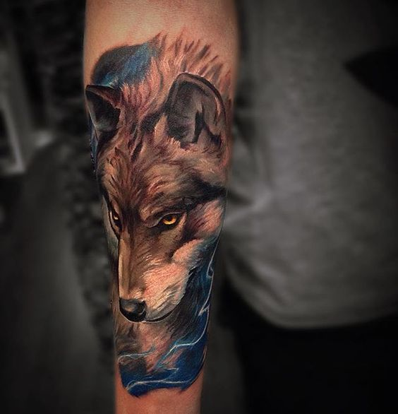 Wolf Tattoo Wolf Tattoo Sleeve Animal Tattoos Wolf Tattoos