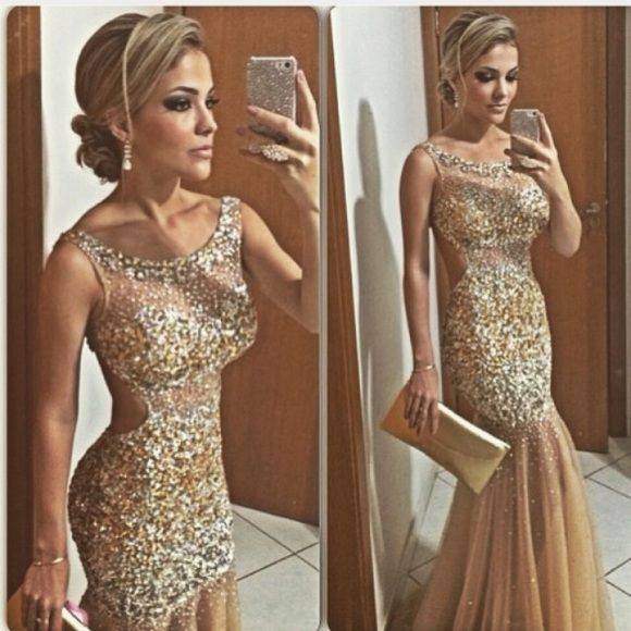 Evening dress jovani size