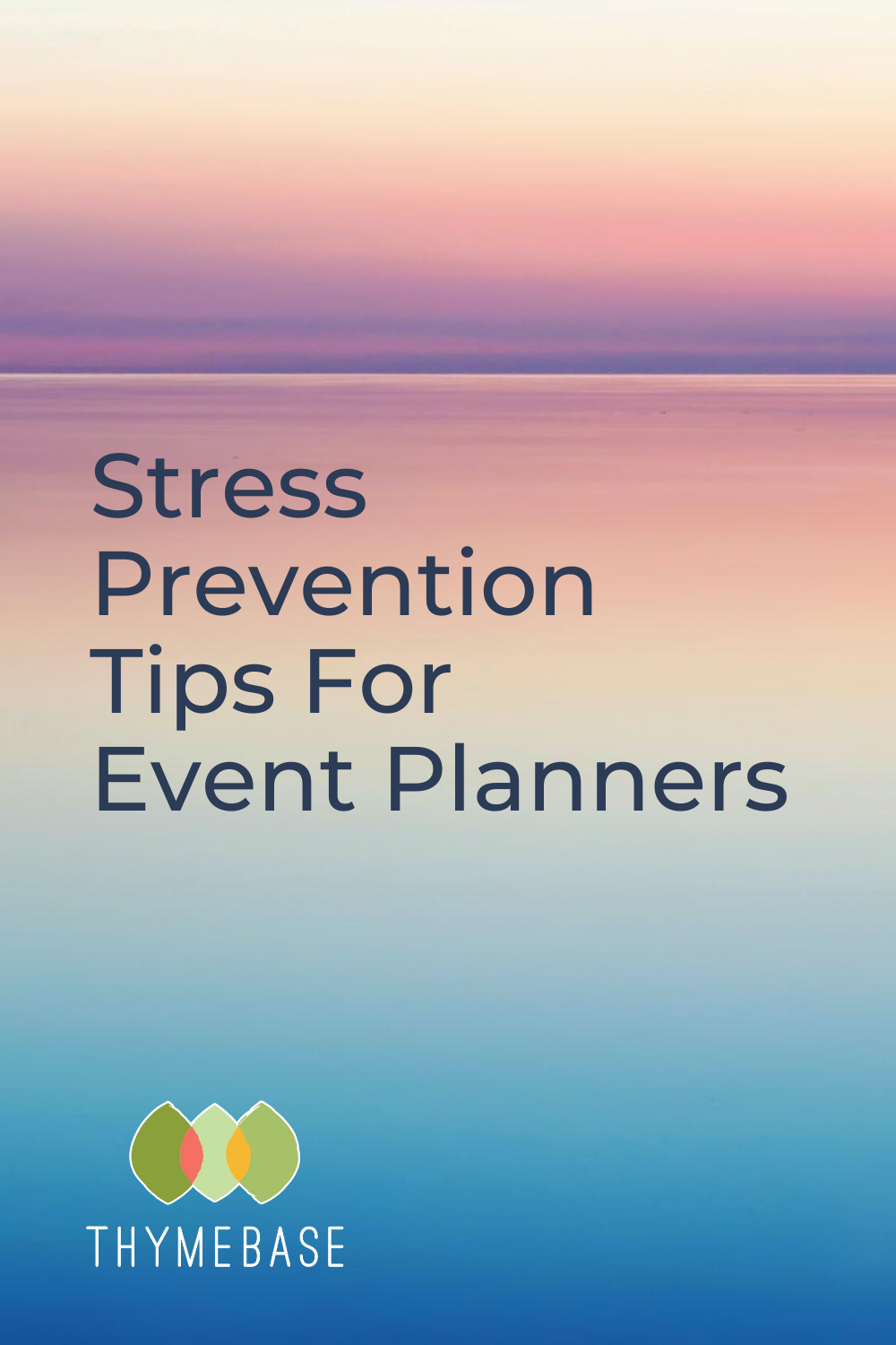 Event planning is a stressful job. It really is. And that's why some manageable stress prevention tips can make all the difference.  . . . #eventtech #eventtechnology #eventprofs #event #eventdesign #eventmanagement #eventplanner #eventplanners #eventplanning #events #meetings #partyplanner #weddingplanner #corporateevents #thymebase