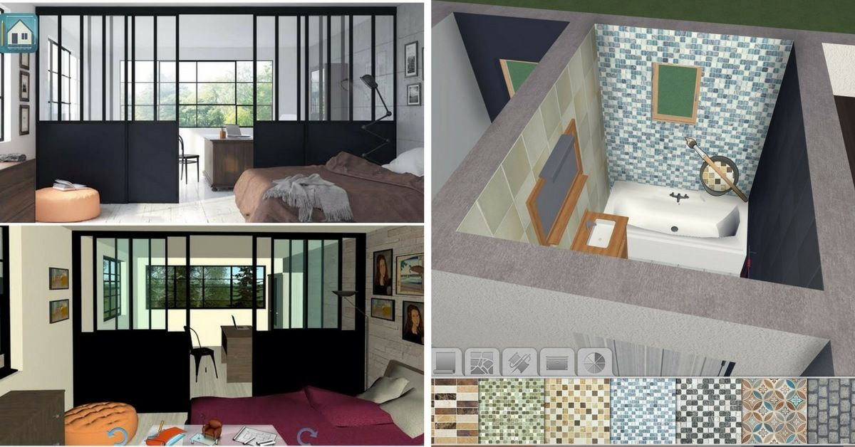 aménagement maison application