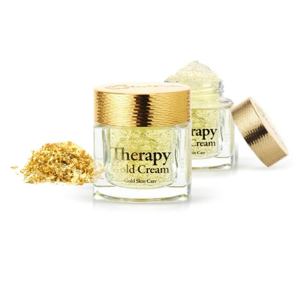 Cell Return Therapy Gold Cream 50g For Radiant Skin With 24k Fine Gold K Beauty Skin Moisturizer Gold Skin Radiant Skin