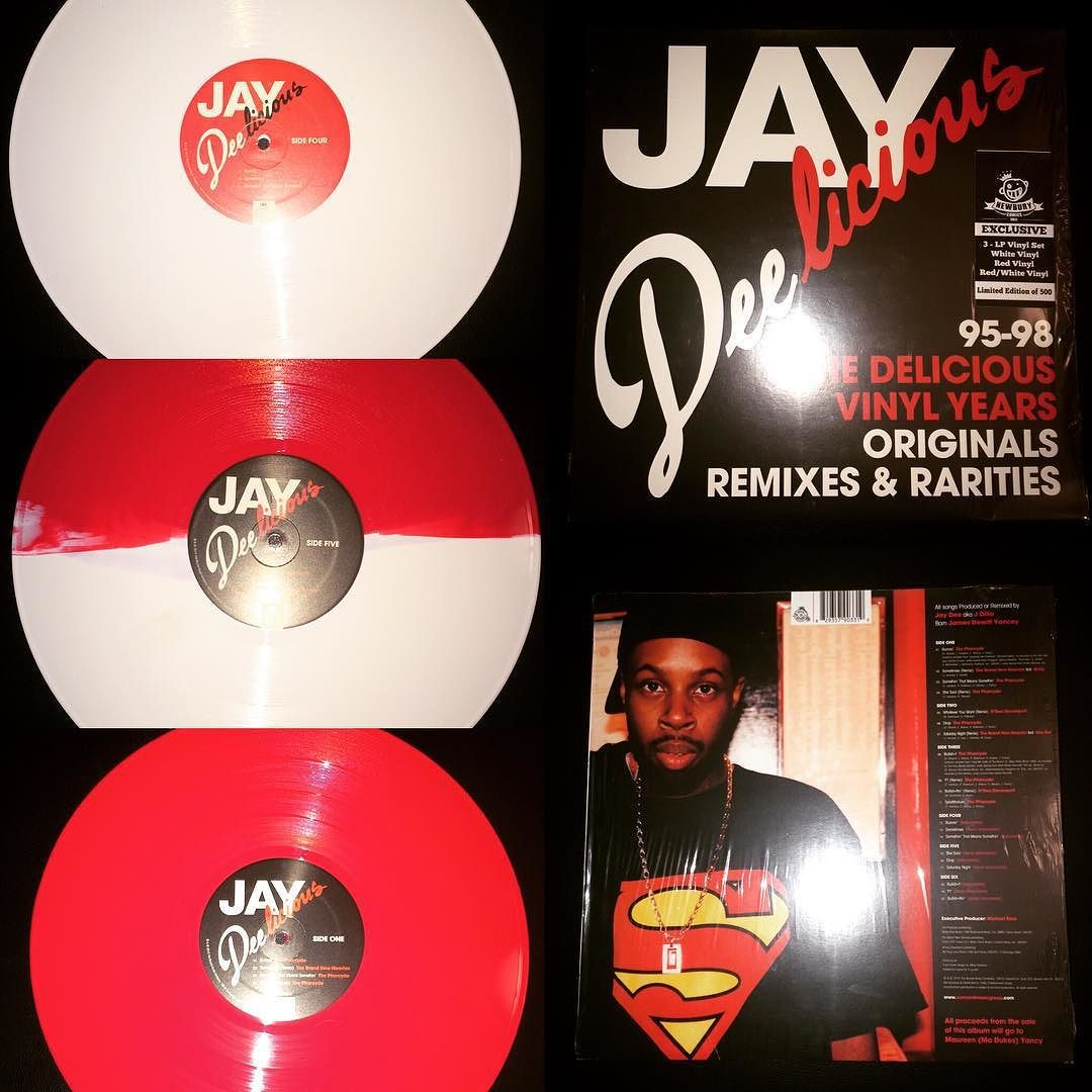 Sunday beatz with #JDilla. A nice limited edition reissue (only 500) by Newbury Comics. #jaydee #vinyl #records #vinylgram #instavinyl #vinylpost #recordcollection #lp #vinyladdict #33rpm #vinyligclub #hiphop #vinylcollection #newburycomics #vinyljunkie by 3huskies79