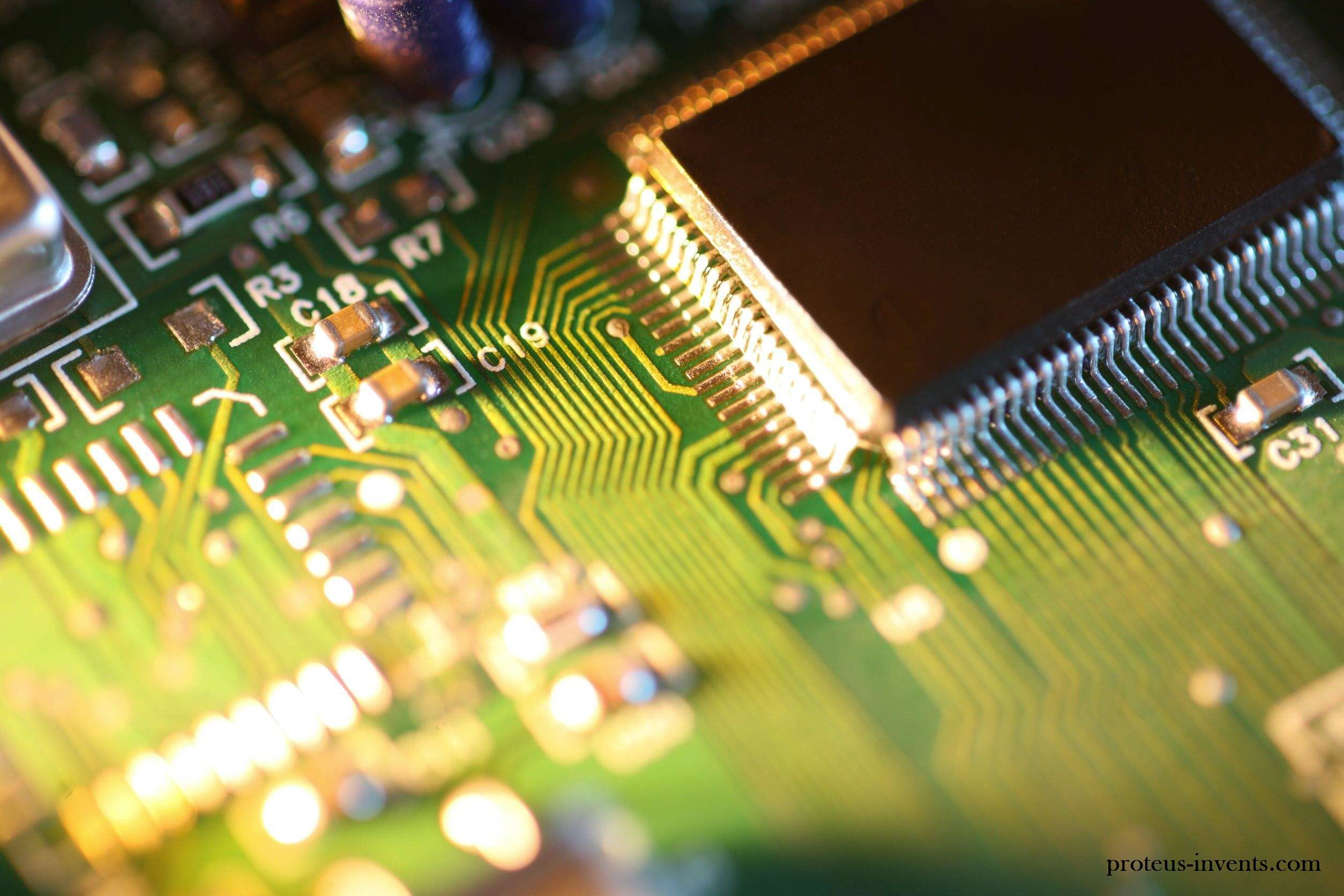 Custom #Embedded System #design services : Proteus Invents