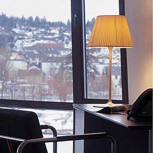 Flos ROMEO SOFT T1 table lamp; Modern Designer Lighting by Flos Lighting  - Form Plus Function