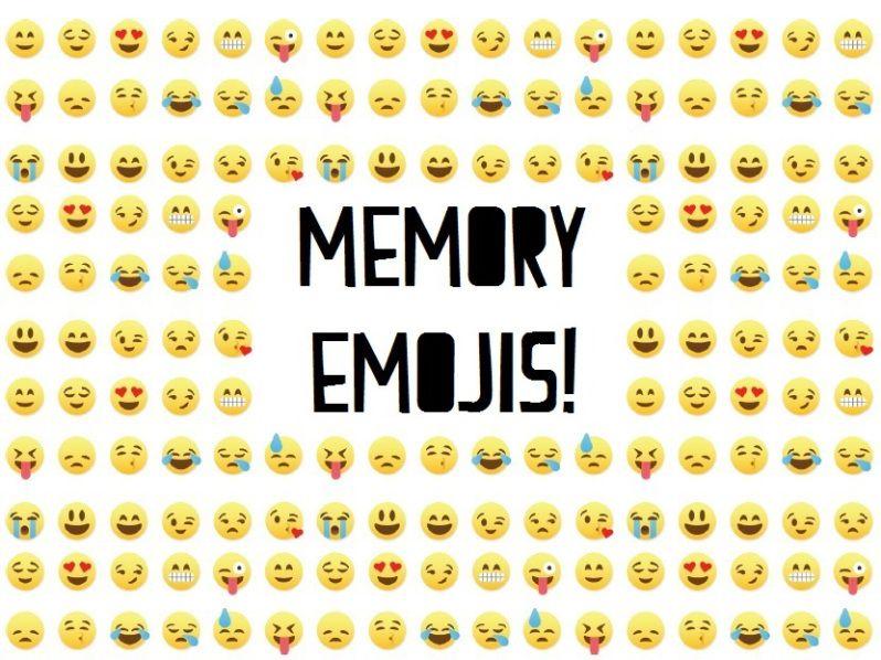 Free memory emojis imprimer pour cree des jeu - Smiley a imprimer gratuit ...