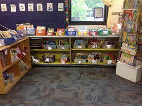 Howywood Kindergarten: More Classroom Library Inspiration... Get Organized!