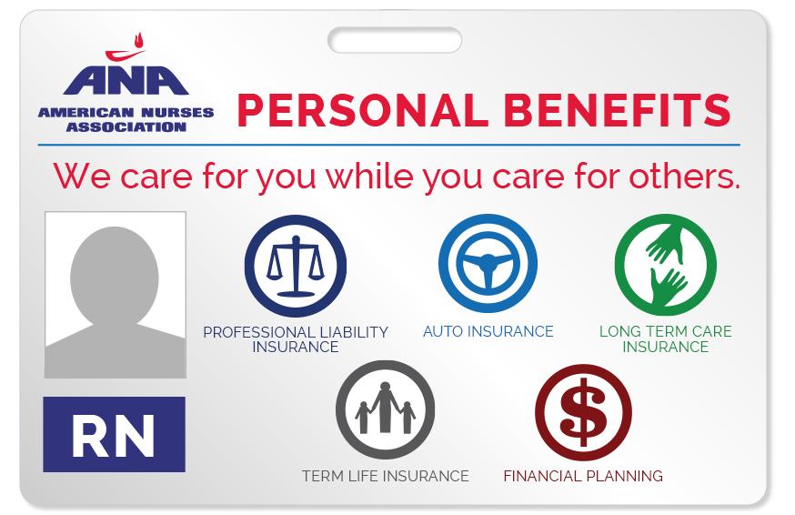 ANA Personal Benefits Nursing Pinterest Nursing