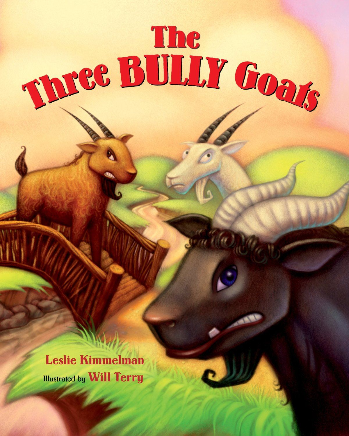The Three Bully Goats Gruff Will Terry