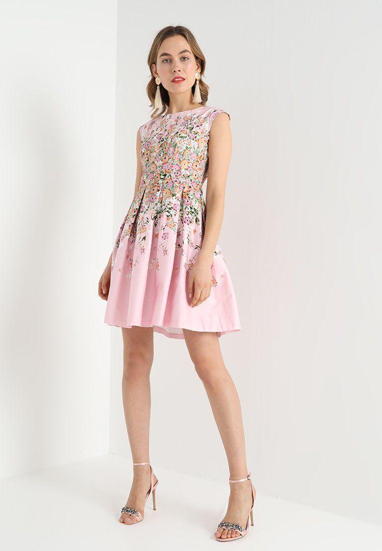 1af9304c07 Closet Sukienka letnia - pink - Zalando.pl