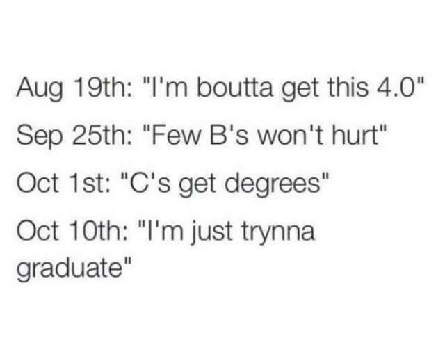 I M Just Trying To Graduate Lol Funny Quotes Relatable Post Relatable