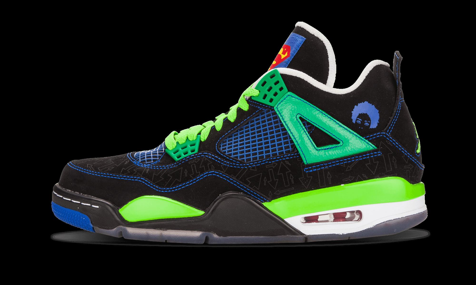 """Air Jordan 4 Retro """"Doernbecher"""" 308497 015 Air"""