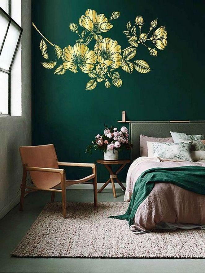 32++ Emerald green room decor inspirations