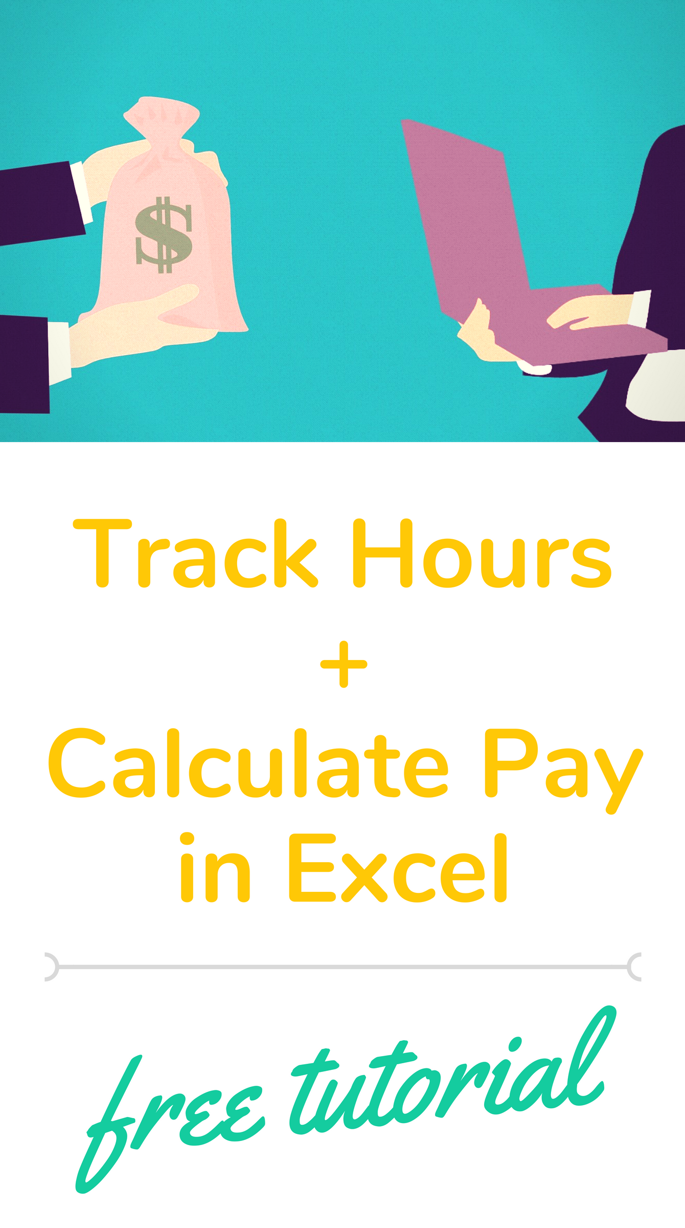 track hours in excel
