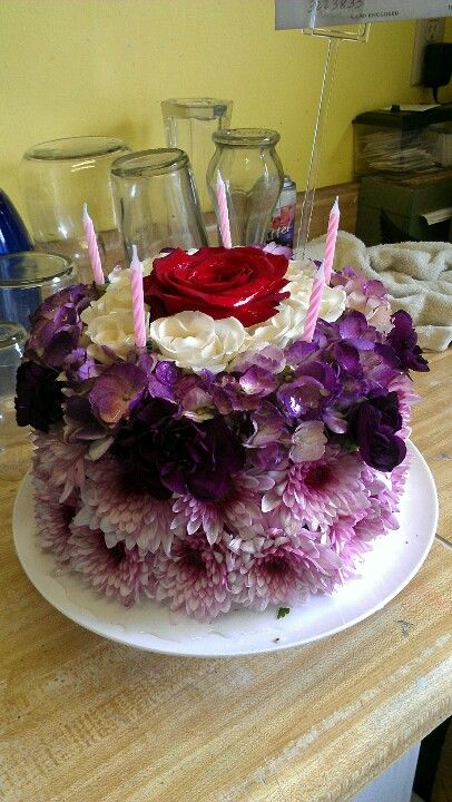 Teleflora Flower Cake So Cute