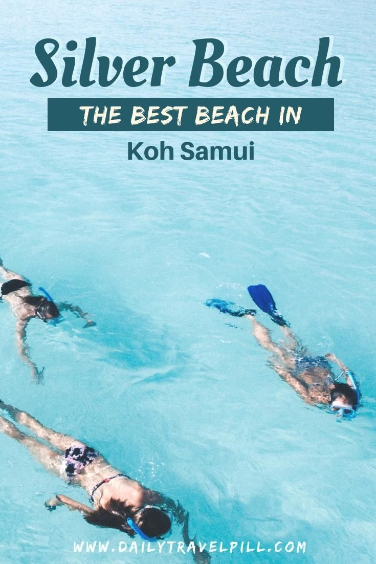 Koh Samui Silver Beach  an incredible hidden paradise is part of Koh samui beach, Samui beach, Samui, Thailand travel, Koh samui, Thailand beaches - The best beach for snorkeling in Koh Samui, the Silver Beach is an incredible place with turquoise water, beautiful marine life and it's perfect for swimming  Check out more details in this guide