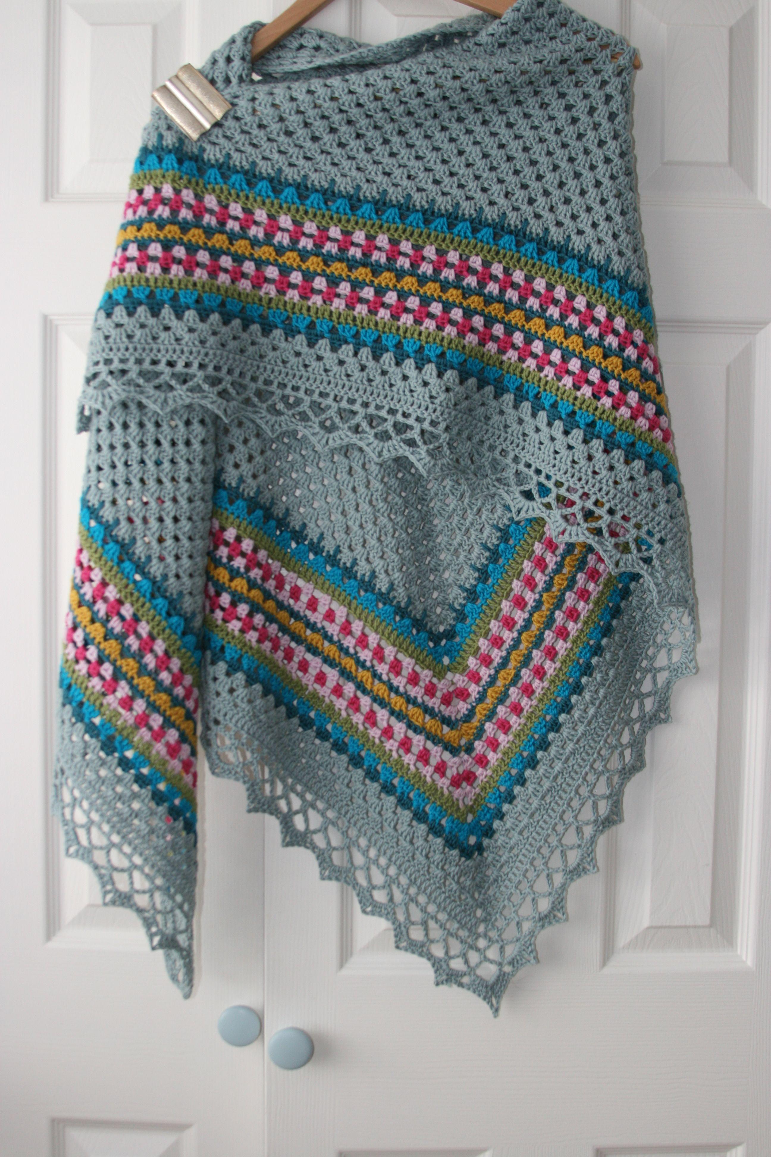 Guardar   crochet   Pinterest   Tücher, Schals und Häkeln