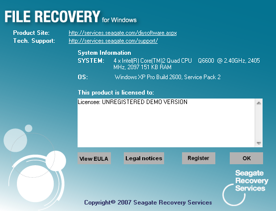 file recovery crack