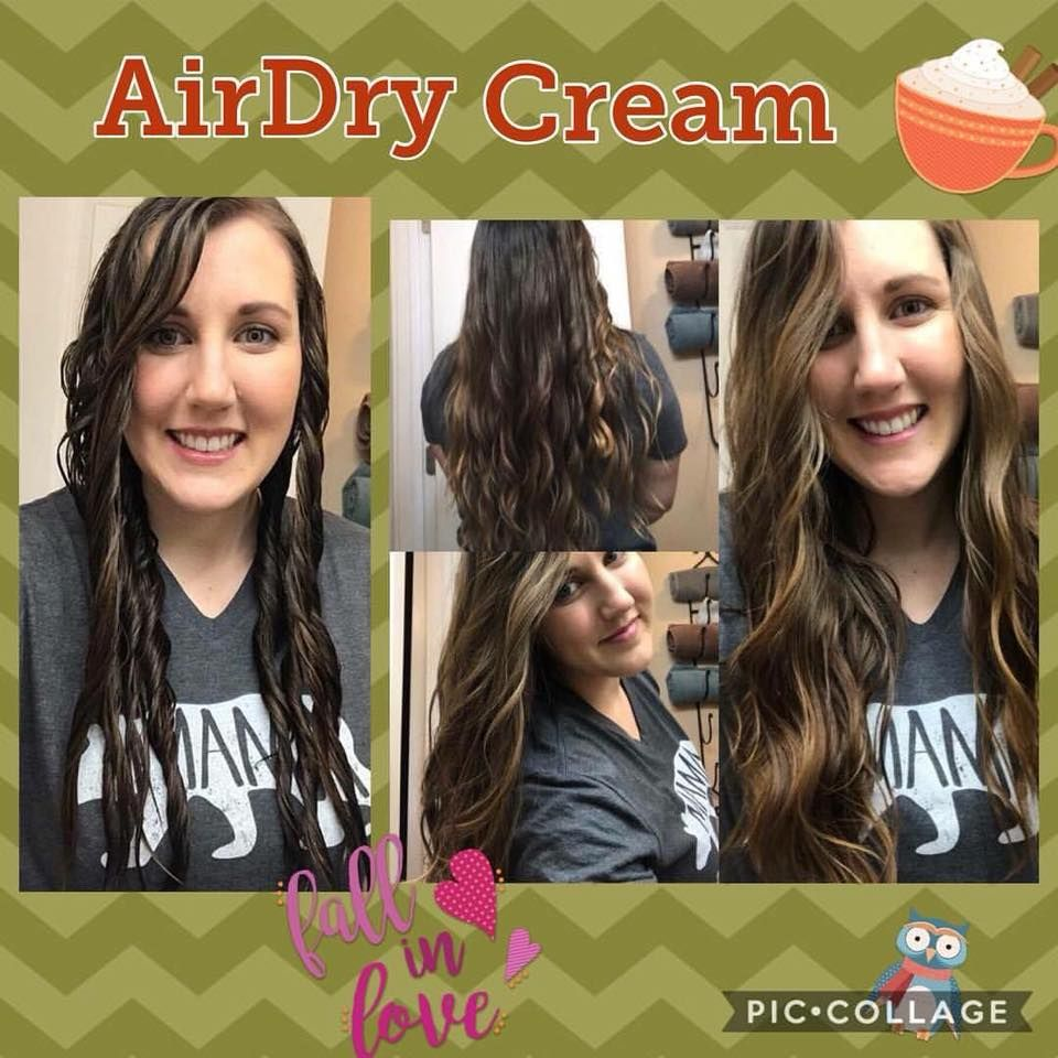 Grab The Free Air Dry Cream In October By Becoming A Monat Vip Don