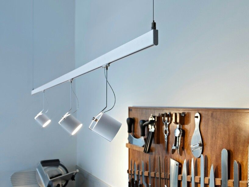 Suspended Track Lighting Intended Very Nice Suspended Track Lighting Lighting In 2018 Pinterest