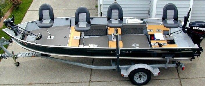 Four Elevated Seats | stuff | Walleye boats, Small fishing