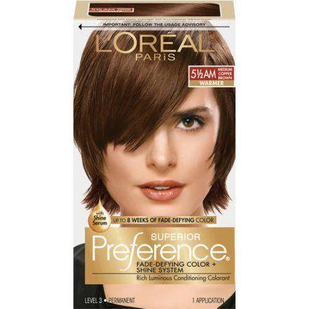 Beauty Permanent Hair Color Loreal Paris Hair Color