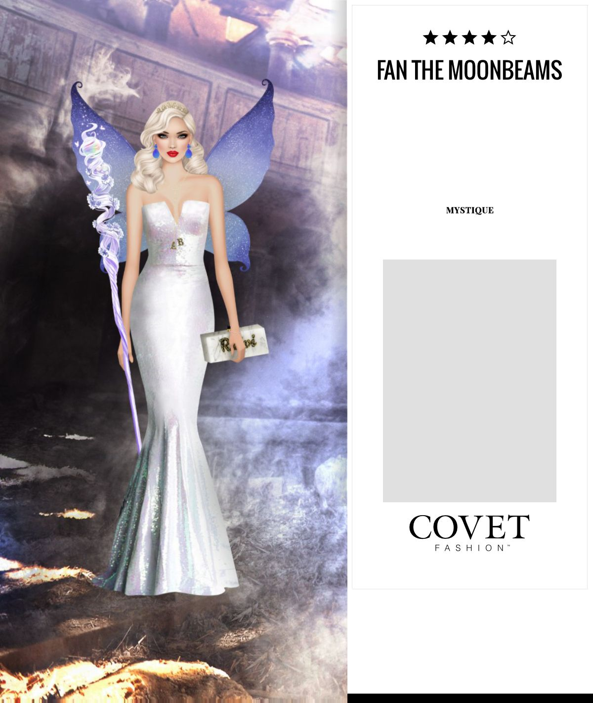 Fan Of Moonbeams Covet Fashion Fashion App Moonbeam