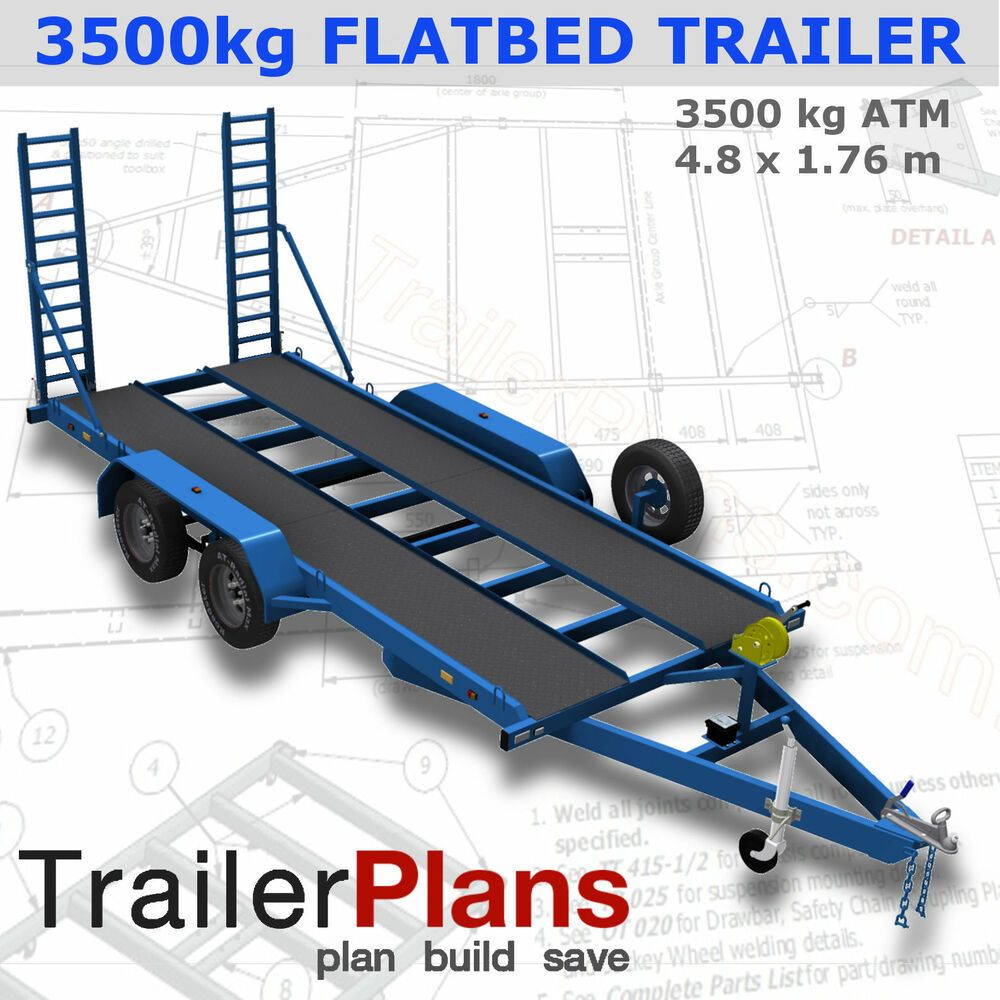 Pin On Trailer