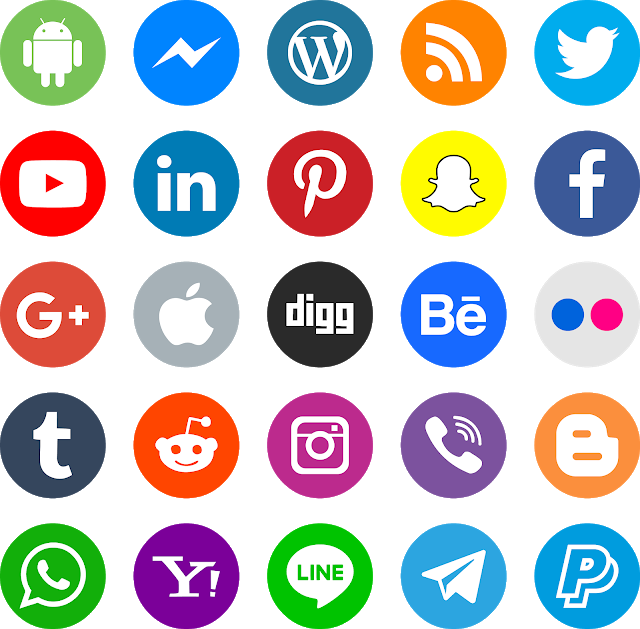 Download Icons Social Media Svg Eps Png Psd Ai Vector Color 2019 Download Icons Socialmedia Svg Eps Png Psd Social Media Icons Social Media Social Icons