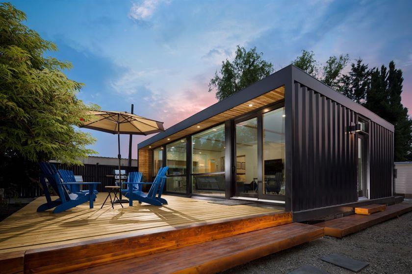 Die coolsten Versandbehälter Häuser zum Verkauf jetzt