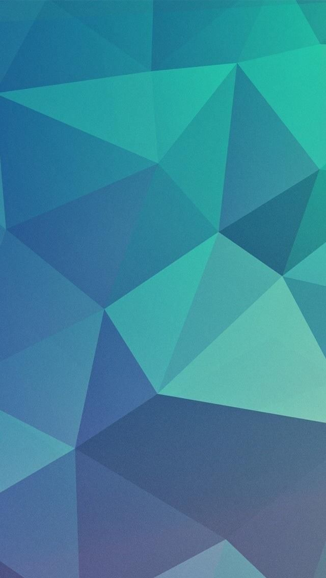ombre geometric 3d wallpaper-#17