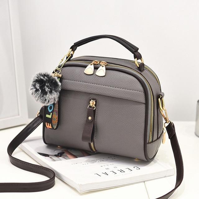 New Crossbody Bags For Women 2018 Handbag Shoulder Bag Female Leather Flap Cheap  Women Messenger Bags Small Bolsa Feminina ca0986941e180