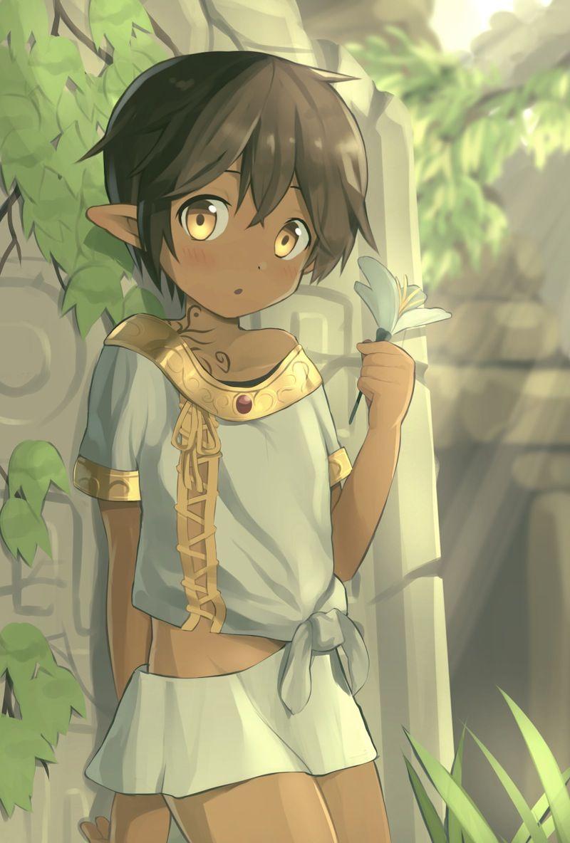 Tg Traditional Games Anime Elf Cute Anime Chibi Anime Child