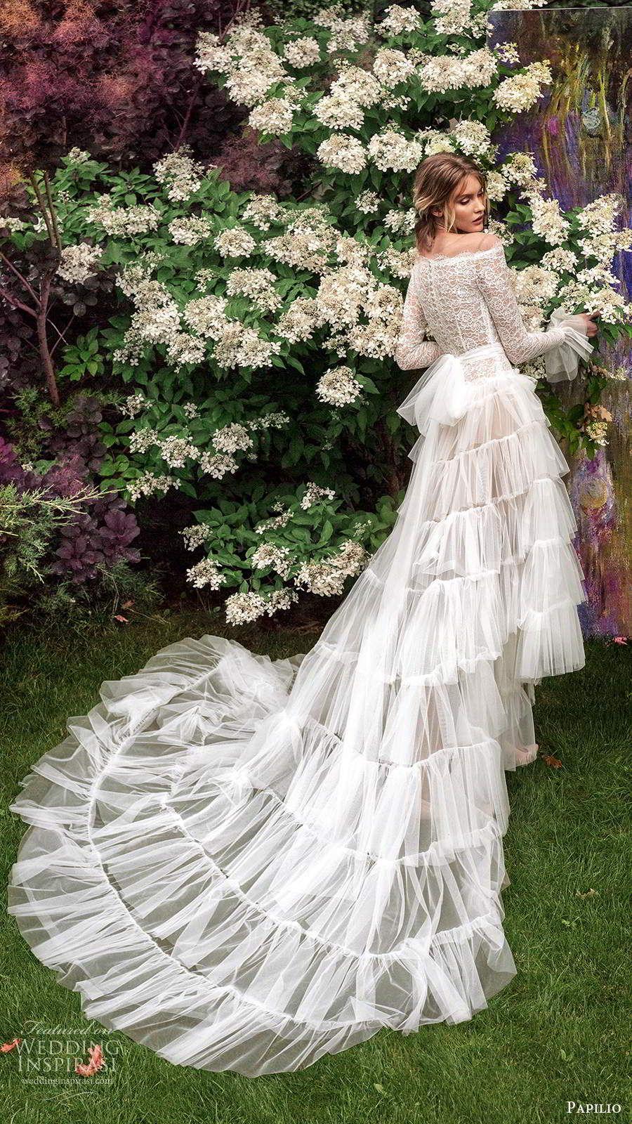 Papilio 2020 Wedding Dresses Impression Bridal Collection Part 1 Wedding Inspirasi Winter Wedding Guest Dress Winter Wedding Dress Wedding Guest Outfit Winter [ 1600 x 900 Pixel ]