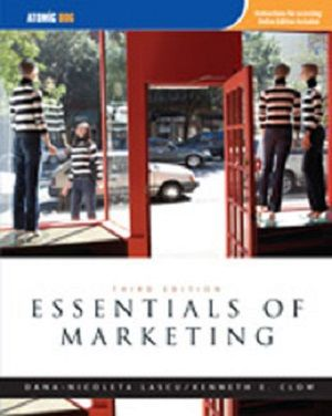 Free test bank for essentials of marketing 3rd edition by lascu free test bank for essentials of marketing edition by lascu is the great opportunity for you to reinforce and check your own comprehension fandeluxe Image collections