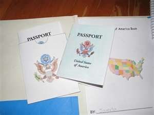 Passports Make Learning About Countries And States Much More Fun