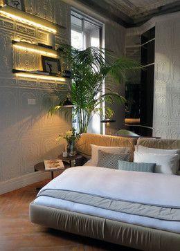 Bedroom in Casa Decor Madrid by Isolina Mallon Interior Design