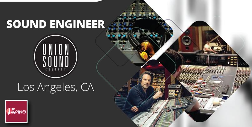 Search Jobrino For Sound Engineer Jobs Apply To Sound Engineer Engineer Entry Level Engineer And More On Jobrino Com Sound Engineer Engineering Job
