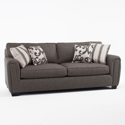 Sofas Overstock Sofa With Perfect Balance Between Comfort