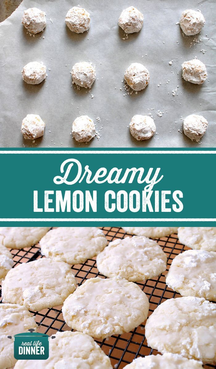 Buttery, soft and chewy lemon cookies topped with a thin but perfect lemon glaze. Simple ingredients, Perfect Cookie Recipe. You will make these over and over. BEST LEMON COOKIES EVER!!! ~ http://reallifedinner.com
