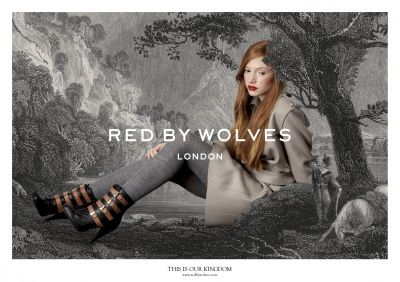 Red By Wolves