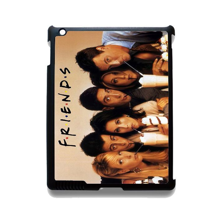Friends TV Show TATUM-4432 Apple Phonecase Cover For Ipad 2/3/4, Ipad Mini 2/3/4, Ipad Air, Ipad Air 2