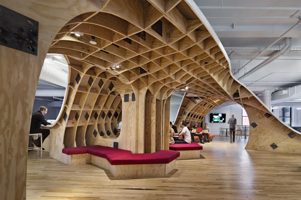 Best of offices the barbarian group new york usa clive