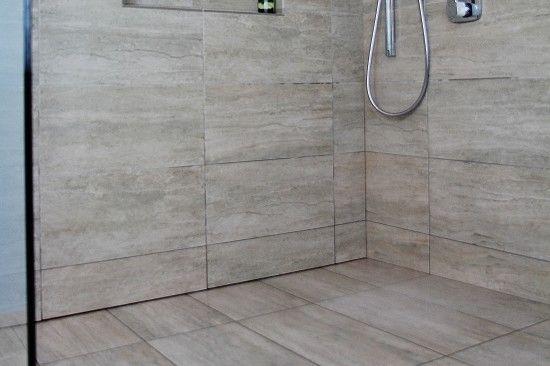 Photos Hidden Shower Shower Drain Bathroom Design