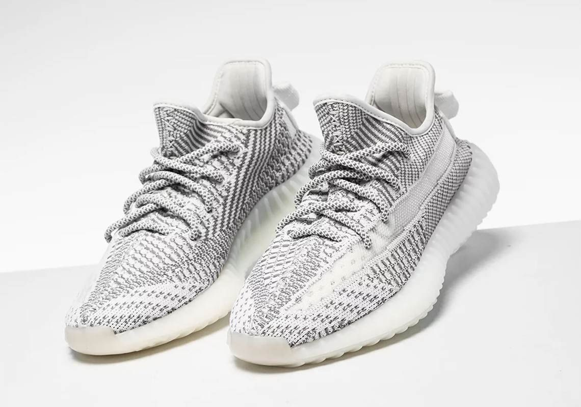 c5796d84b80a1 Detailed Look At The adidas Yeezy Boost 350 V2 Static