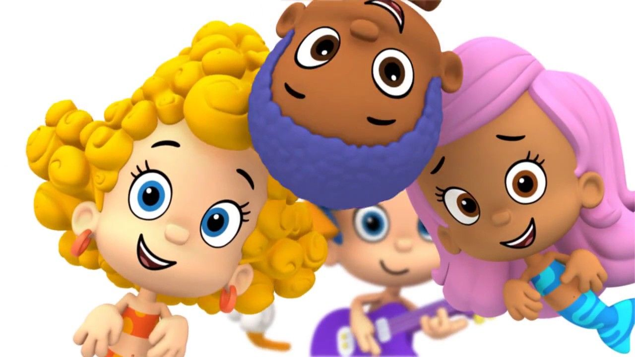 Bubble Guppies Puppy Love Youtube In 2020 Bubble Guppies Guppy Puppy Love