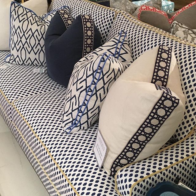 Eye Popping Patterns In The Taylorburkehome Showroom At