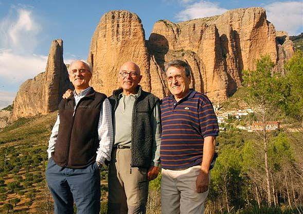 José Manuel Anglada, Joan Cerda & Paquito Guillamón