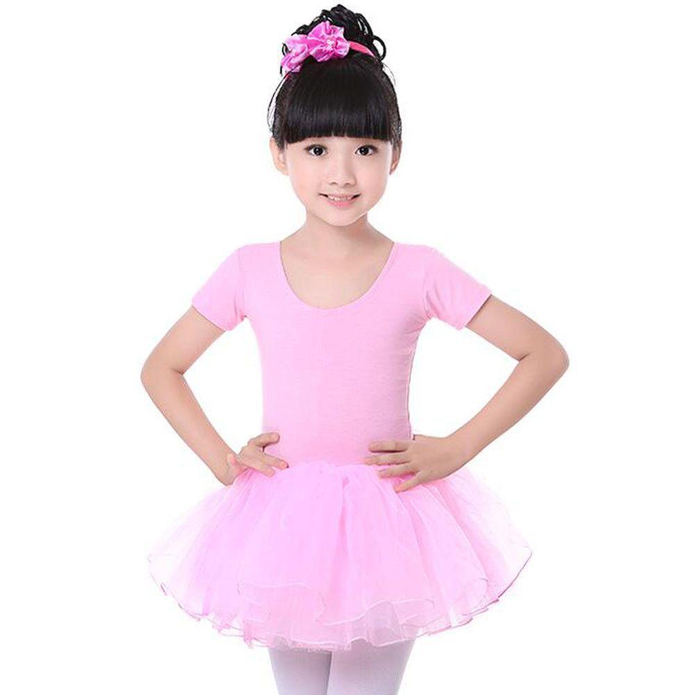 f712b0401 Gymnastics Leotards for Girls Leotard Dance Costumes Sportswear ...