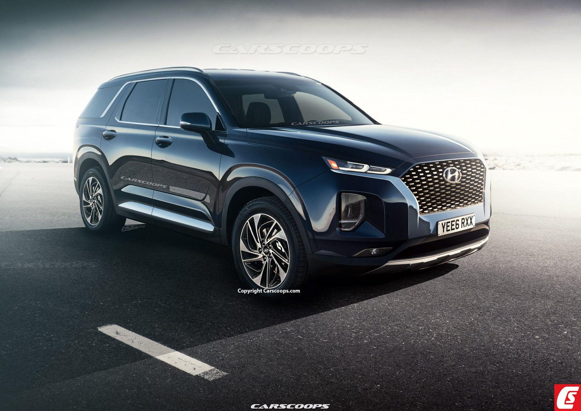 Hyundai Full Size Suv 2020 Reviews 2020 Car Reviews
